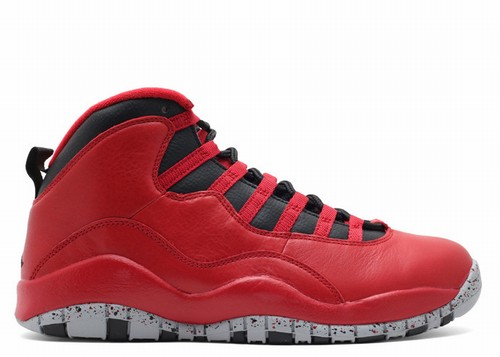 Air Jordan 10 Bulls Over Broadway