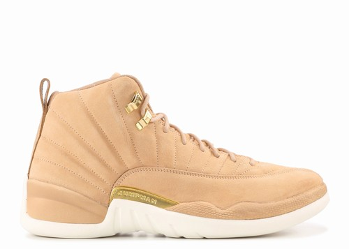 Air Jordan 12 Retro Vachetta Tan