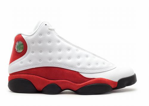 Air Jordan 13 Retro White Red