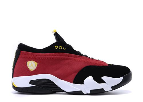 Air Jordan 14 Retro Low Ferrari