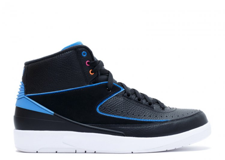 Air Jordan 2 Radio Raheem