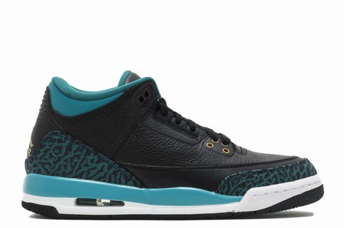 Air Jordan 3 GS Rio Teal
