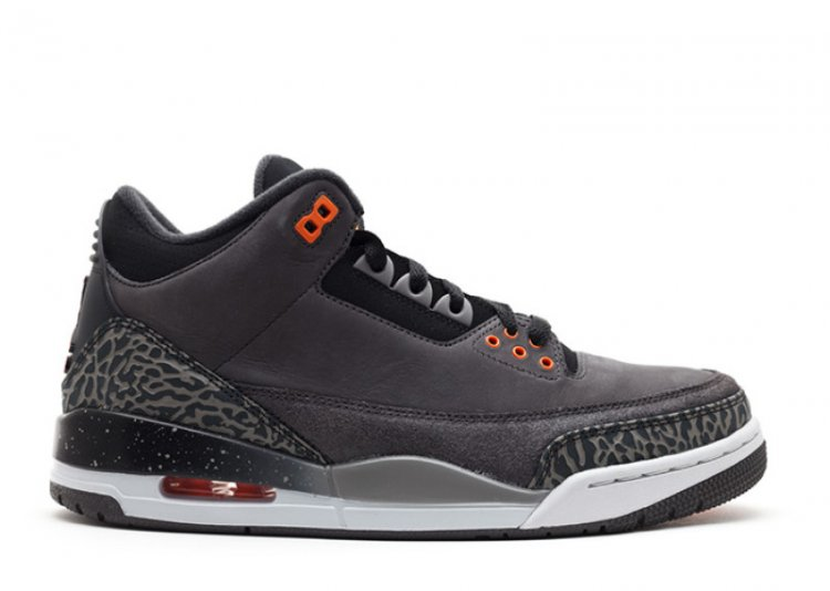 Air Jordan 3 Retro Fear Pack