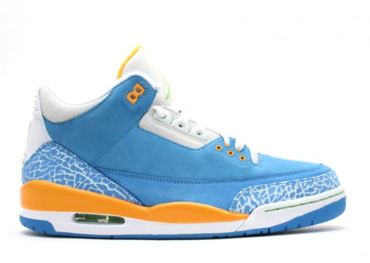 Air Jordan 3 Retro Ls Do The Right Thing