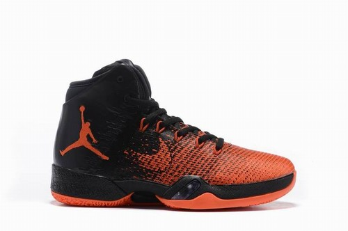 Air Jordan 30.5 Black Orange