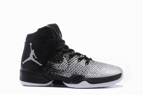 Air Jordan 30.5 Black White