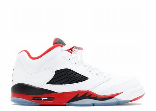 Air Jordan 5 Low Fire Red 2016