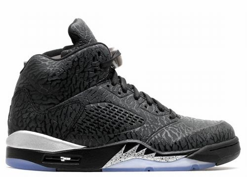 Air Jordan 5 Retro 3Lab5 Metallic