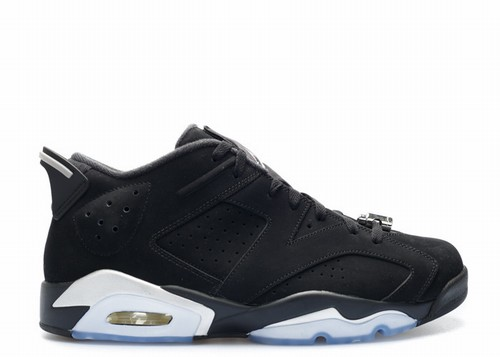 Air Jordan 6 Retro Low Chrome