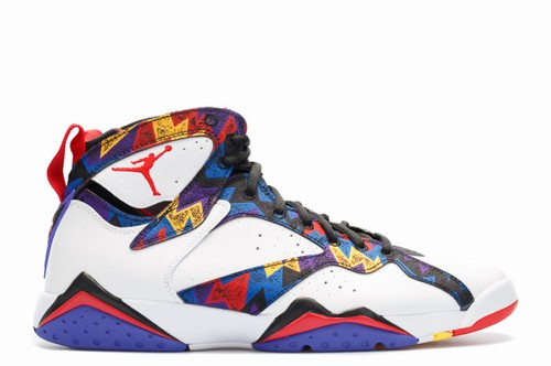 Air Jordan 7 Nothing But Ne