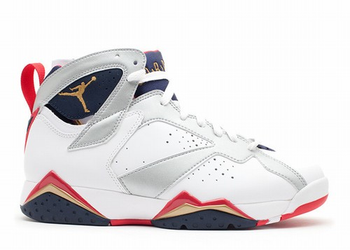 Air Jordan 7 Retro Olympic 2012