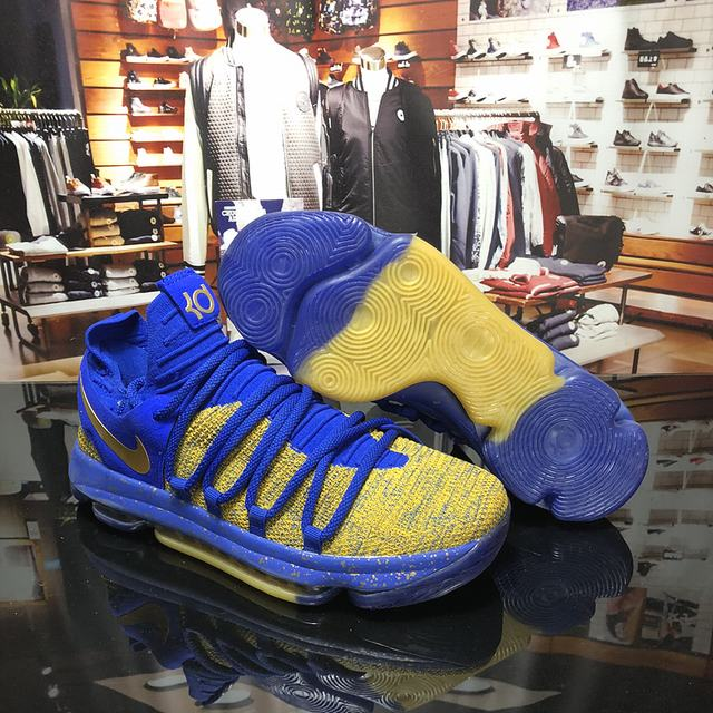 Nike KD 10 Shoes Champion