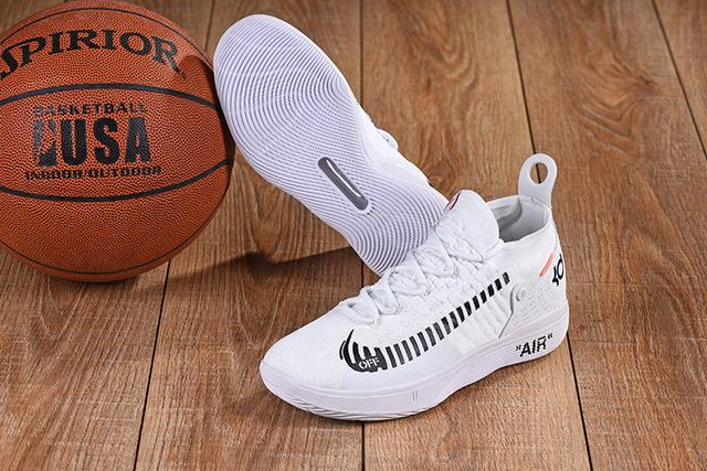 Off-white x Nike KD 11 Union Shoes White