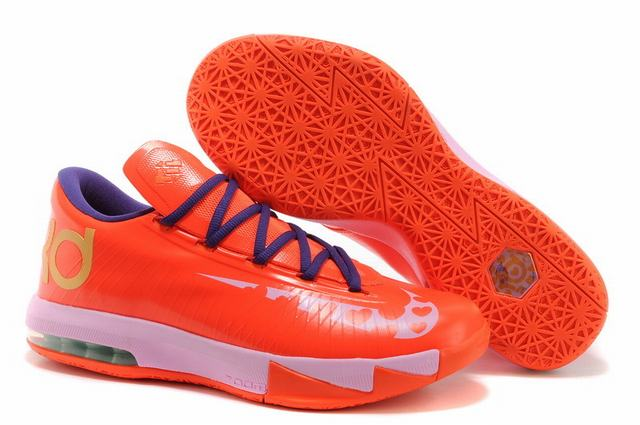Nike KD 6 Shoes Lovers