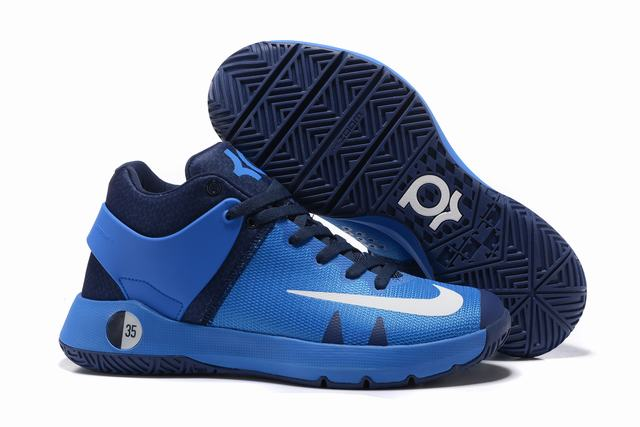 Nike KD Trey 5 Shoes Royal Blue Black