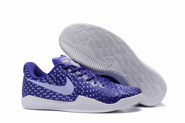 Nike Kobe 12 Shoes Purple White