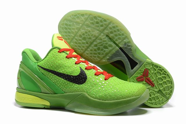 Kobe 6 Shoes Christmas