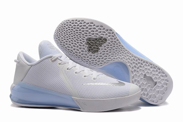 Kobe Venom 6 Shoes White Ice Blue
