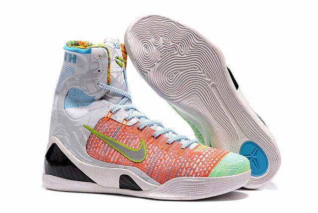 Kobe 9 Shoes Elite Easter