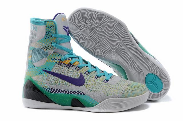 Kobe 9 Shoes Elite Super Hero