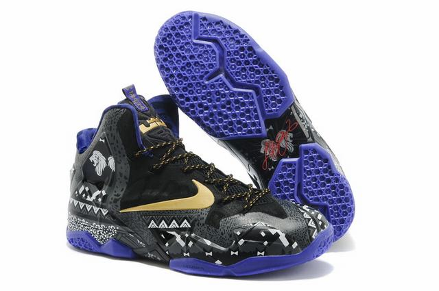 Nike Lebron James 11 Shoes BHM