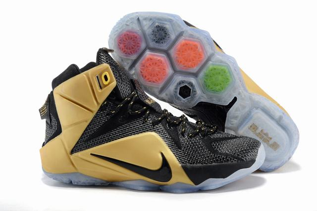 Nike Lebron James 12 Shoes Grammy