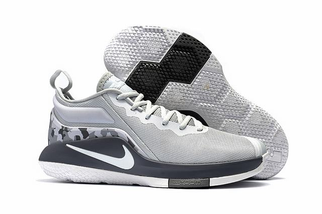 Nike Lebron James Witness 2 Shoes White Camo