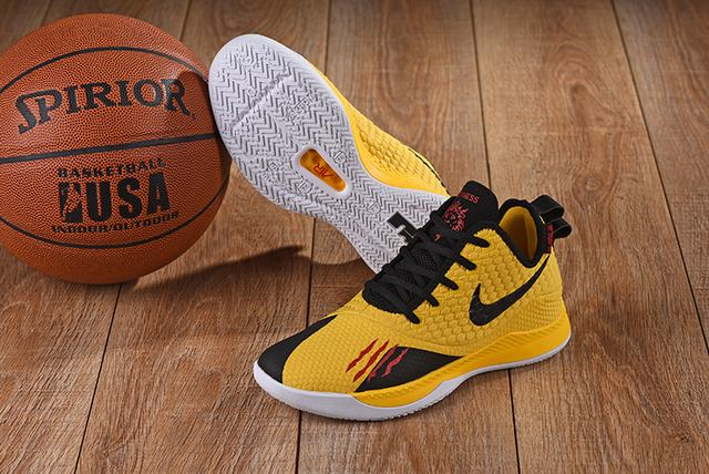 Nike Lebron James Witness 3 Shoes Bruce Lee