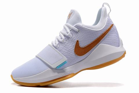 Nike Paul George Shoes PG 1 Ivory