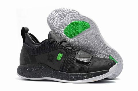 Nike PG 2.5 Black Green