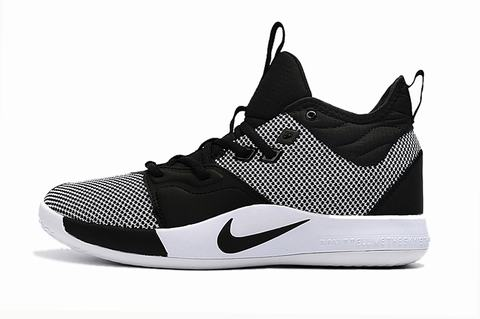 Nike PG 3 White black and lattice
