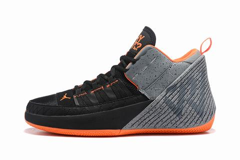 Westbrook 2 Jordan Why Not Zer0.2 black grey orange