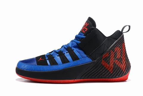 Westbrook 2 Jordan Why Not Zer0.2 blue black red