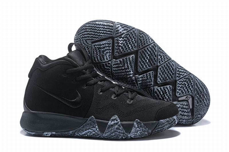 New Nike Kyire 4 All Black