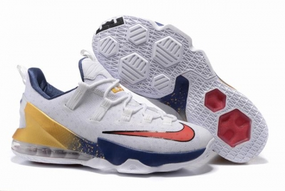 Nike Lebron James 13 Shoes Low Olympic