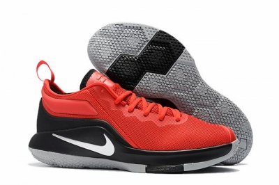 Nike Lebron James Witness 2 Shoes Red Black White