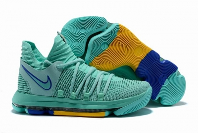 Nike KD 10 Shoes Easter