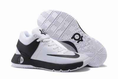 Nike KD Trey 5 Shoes White Black