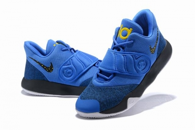 Nike KD Trey 5 VI Shoes Royal Blue Yellow