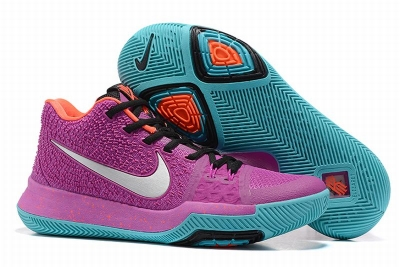 New Nike Kyire 3 Easter Purple Blue
