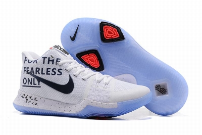 New Nike Kyire 3 Blue White