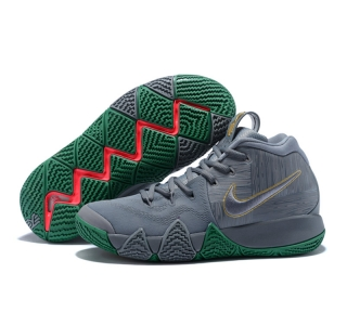 New Nike Kyire 4 Grey Green