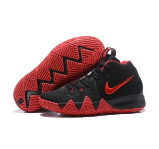 New Nike Kyire 4 Black Red