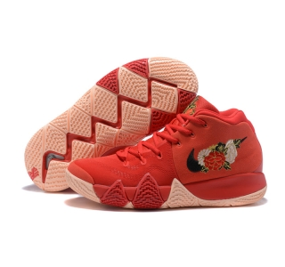 New Nike Kyire 4 China Red