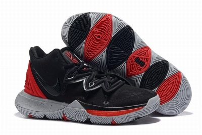 New Nike Kyire 5 Black Red