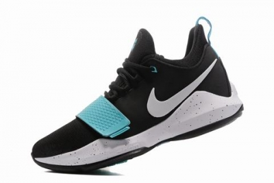 Nike Paul George Shoes PG 1 Black Jade
