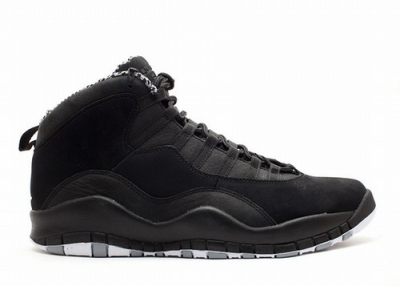 Air Jordan 10 Retro Stealth 2012