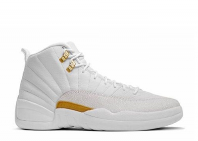 Air Jordan 12 Retro OVO White