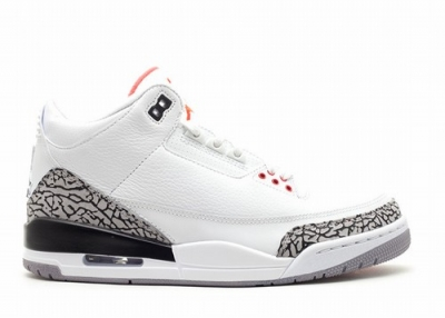 Air Jordan 3 88 White Cement