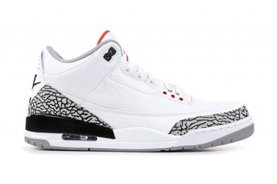 Air Jordan 3 JTH NRG Fire Red